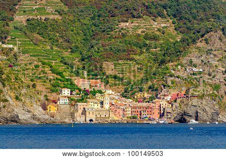 Vernazza, Cinque Terre (italian Riviera, Liguria)