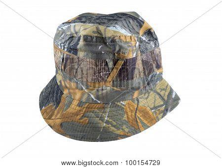 Pattern Camouflage Cap