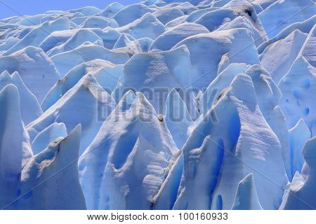 Blue Ice Maze