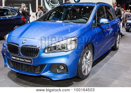 2015 BMW 2-Series Gran Tourer