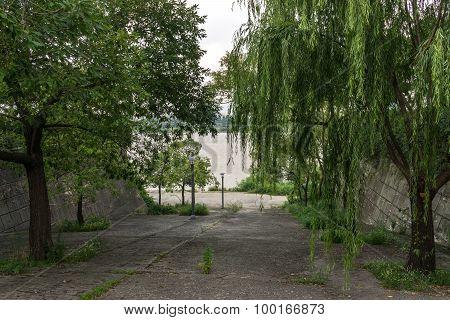 Seonyudo Park Scenery