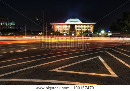 National Assembly Hall In Korea