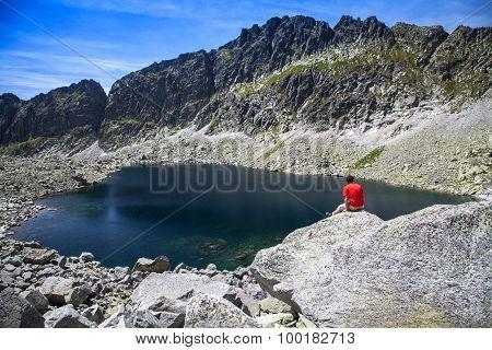 Tarn At High Tatras, Slovakia