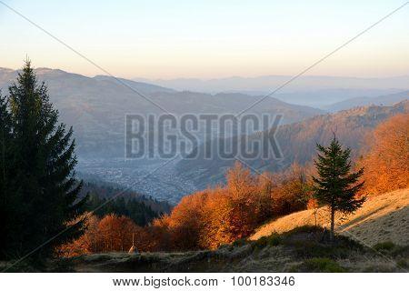 Maramuresh County Of Romania