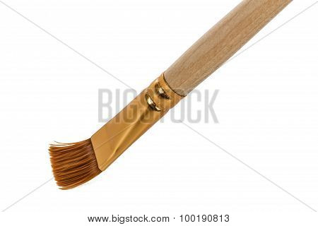 Paintbrush, Isolated On White Background