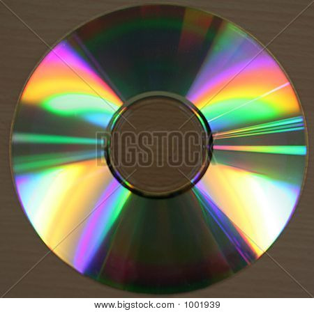 Cd Close Up