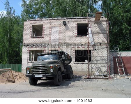Russian Lorry