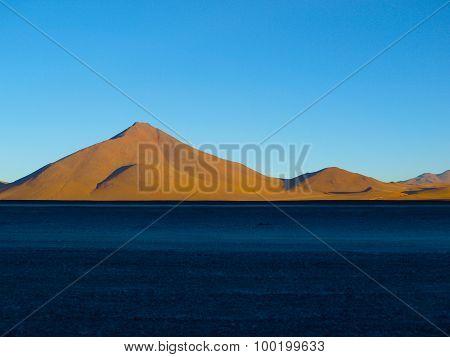 Sunrise on Altiplano