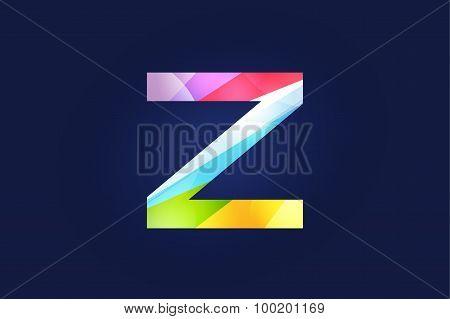 Z letter vector logo icon symbol
