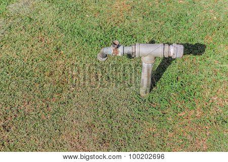 Lawn Faucet
