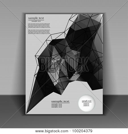 Business Corporate Brochure Template Flyer Layout