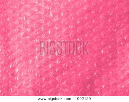 Backgrounds: Bubble Wrap In Pink