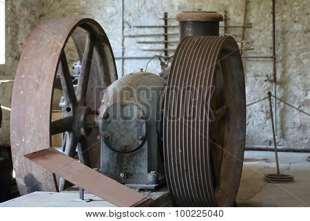 Mining Museum, His Wealth And His Tools
