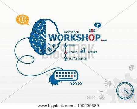 Workshop Design Illustration Concepts For Business