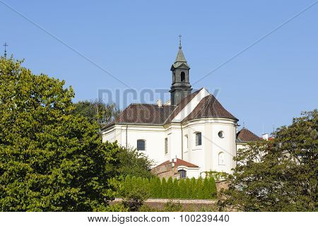 Church Of Sts. Benon In Warsaw