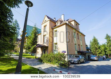 Daphne Iii, Vacation House In Zakopane