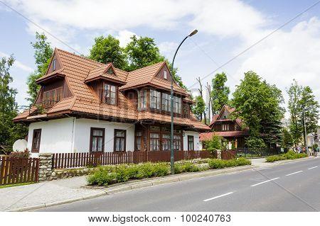Zegleniowka, Villa In Zakopane