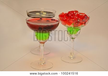 Jelly On Glasses