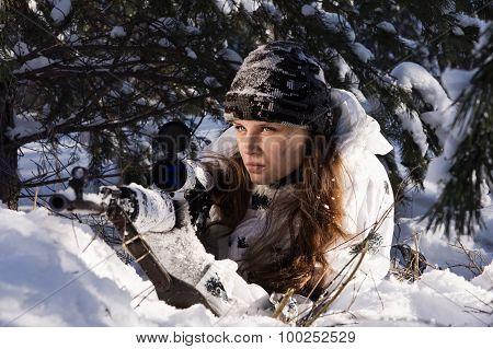 Sniper Girl