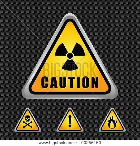 Caution design.