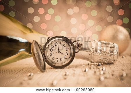 New Year's At Midnight