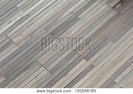 Artificial Wood Floor Weathered Background