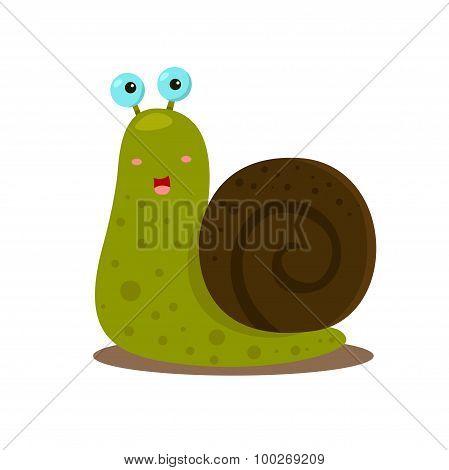 snail cute