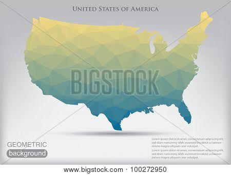 Poly USA map