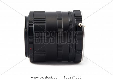 Photo of black macro ring