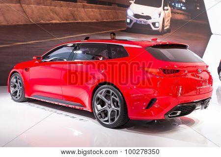 2015 KIA Sportcoupe Concept