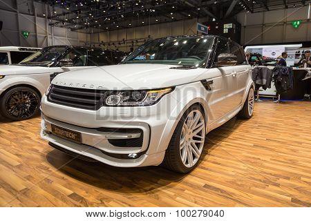 2015 StarTech Range Rover Sport