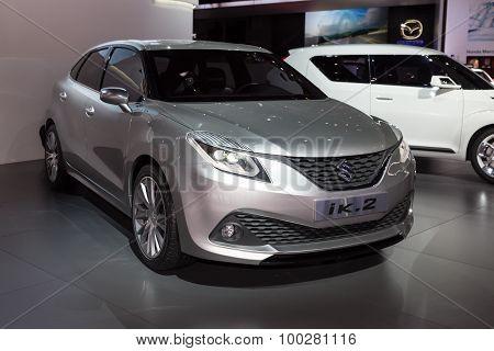 2015 Suzuki iK-2 Concept