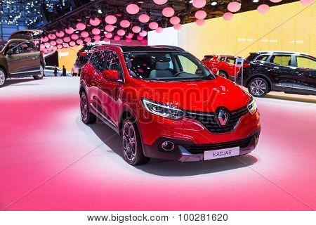 2015 Renault Kadjar