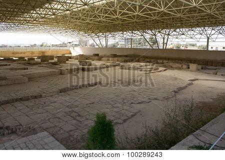 Cemetery prisoners Harun prison