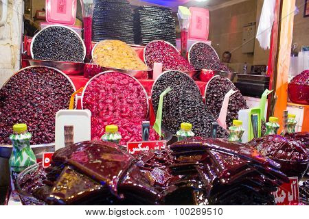 Confectionery shop in Tehran