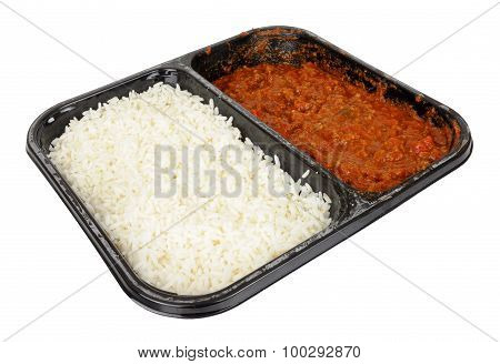 Chilli Con Carne Convenience Meal