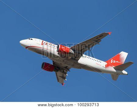 Passenger Aircraft Tatarstan Air