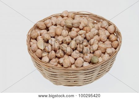 Cickpeas A Kind Of Legume, Vegetable, Food
