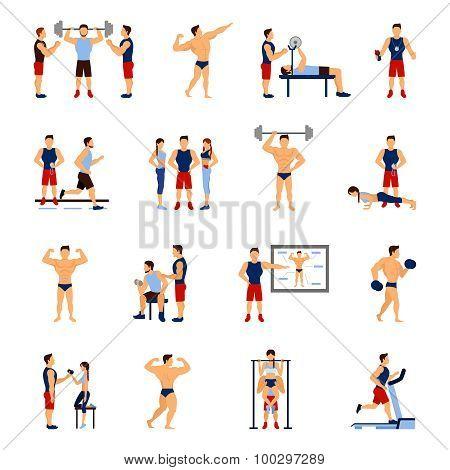 Gym Trainer Set