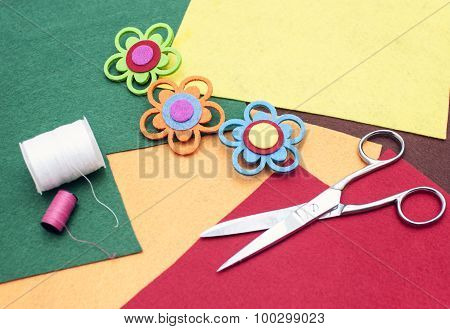 Crafts with felt