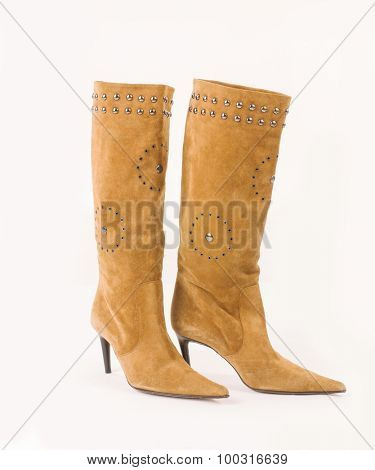 Female high boots
