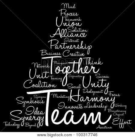 Team Word Cloud