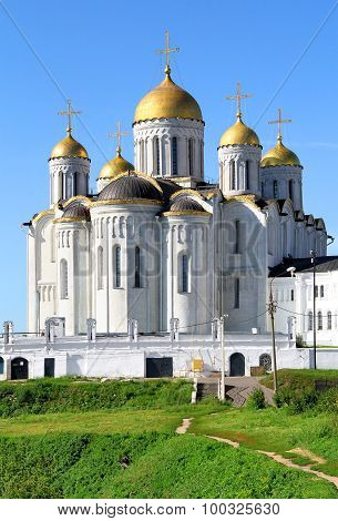 Dormition Cathedral, Vladimir, Russia
