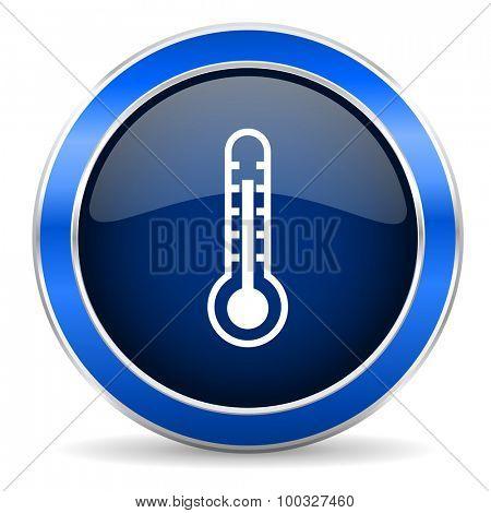 thermometer icon temperature sign