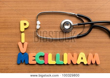 Pivmecillinam