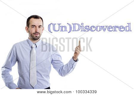 (un)discovered