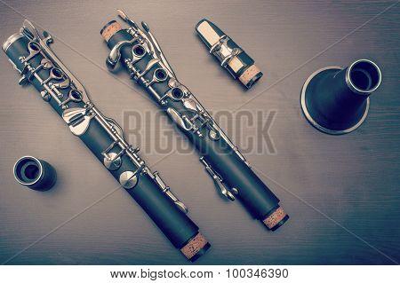 Clarinet Parts