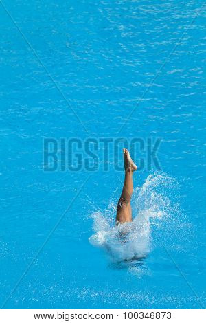 Aquatic Pool Diving