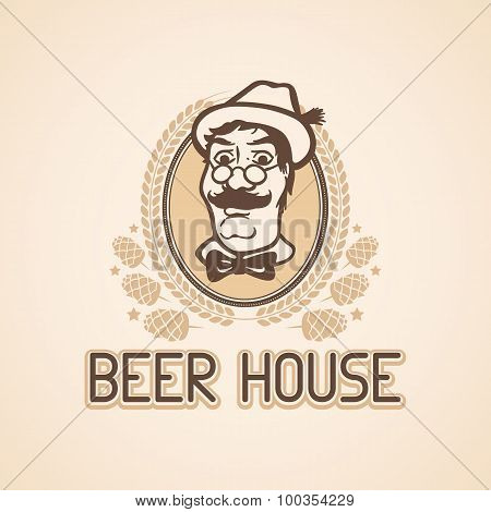 Beer House Logo