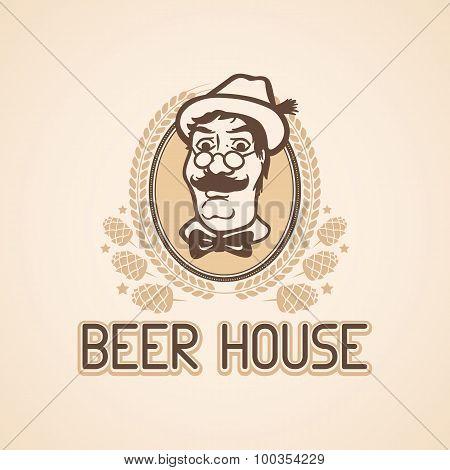 Beer House Logo